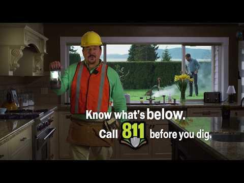 Actor Tom DiNardo is The Call 811 Ad Campaign Spokesperson