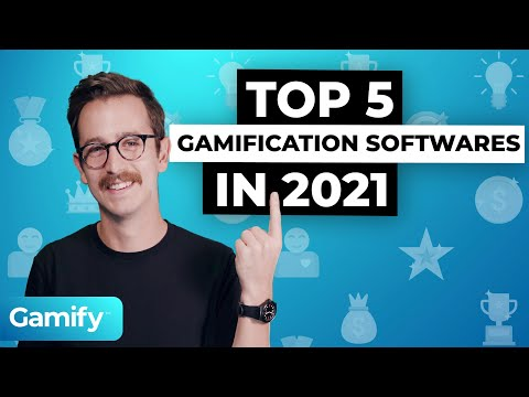 Top 5 Gamification Softwares in 2021