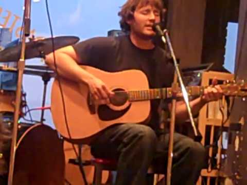 Neal Swanger @Dunn Brothers in St. Paul, MN July 1, 2010 - Song 1
