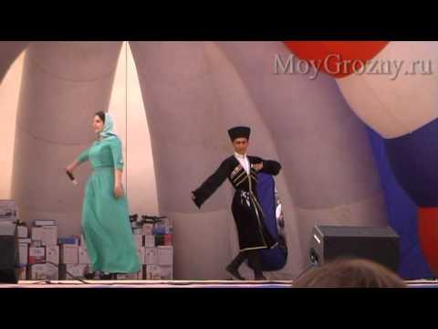 Смотреть видео - Дана Байсангурова - Хьол хаза, хьол оьзда