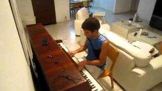 Amir Benayoun עמיר בניון / רינת כהן  ניצחת איתי הכל פסנתר
