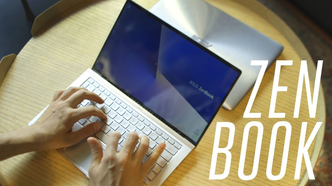 Asus ZenBook 13 hands-on: a big leap to small bezels thumbnail