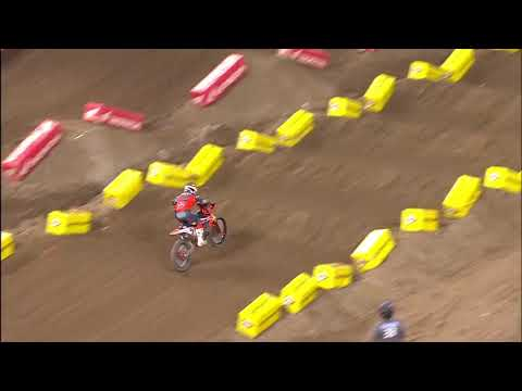 450SX Triple Crown highlights - Anaheim 2