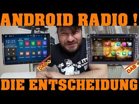 2DIN Android Autoradio für VW - Vorteile / KAUFBERATUNG ! 📲🎼