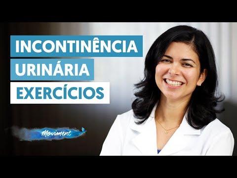 Imagem ilustrativa do vídeo: Exercícios para INCONTINÊNCIA URINÁRIA