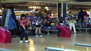 LIZ JOHNSON(리즈 존슨) Bowling Slow Motion