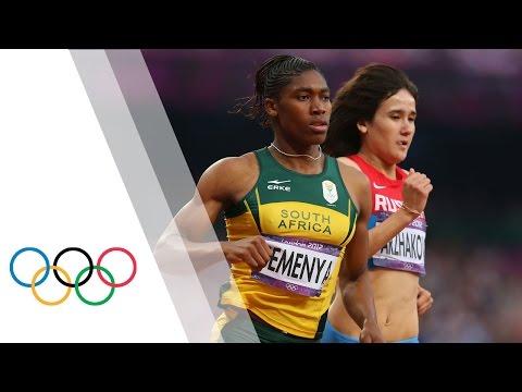Women's 800m final - highlights   London 2012 Olympics