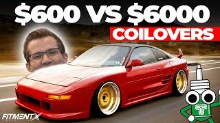 Should you buy Cheap or Expensive Coilovers?