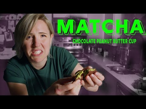 My Drunk Kitchen: Matcha Do About Nuttin'!