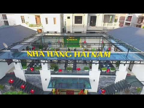 View sảnh B Nhà hàng Hải Nam