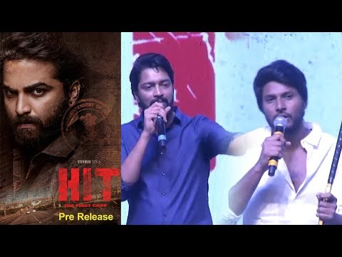 allari-naresh-and-sundeep-kishan-at-hit-movie-pre-release-event