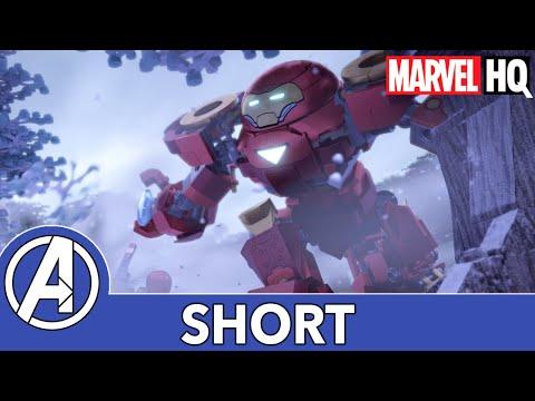 Bizarre Blizzard | LEGO Marvel Avengers: Climate Conundrum | Wild Weather Part 2