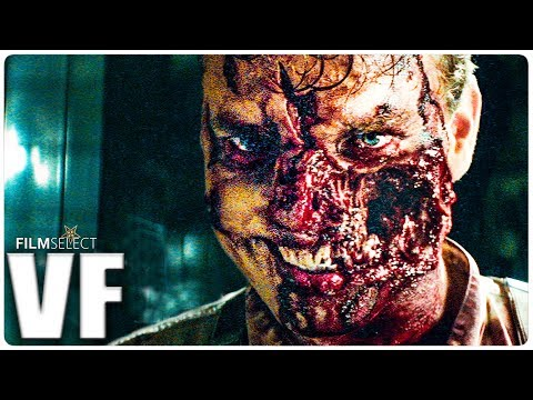 OVERLORD Bande Annonce VF (2018)