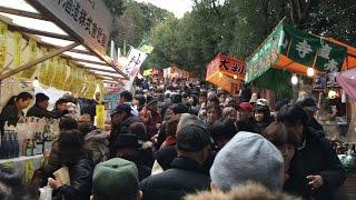 2016/02/03 京都吉田神社節分祭 4Kムービー