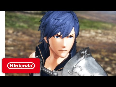 Fire Emblem Warriors - 'Extended Gameplay' Nintendo Switch Presentation 2017 Trailer thumbnail