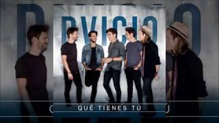 DVICIO - Qué tienes tú ft Jesús / REIK & Mau y Ricky (Lyric)