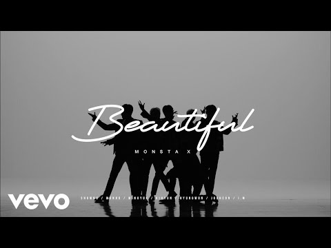 MONSTA X 2nd SINGLE 「Beautiful」 2017.8.23 RELEASE!!