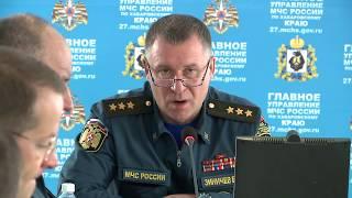 Глава МЧС России Евгений Зиничев оценил в Хабаровске го...