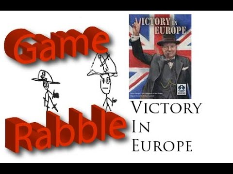 Victory in Europe Review - Game Rabble