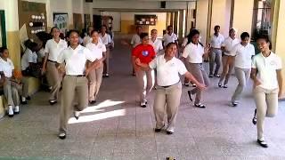 Homenaje a Xuxa por Mimi XZ Colegio Santa Rita