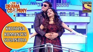 Krushna Romances Sugandha On A Ship   The Drama Company