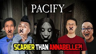 We Played The SCARIEST Game EVER?! Pacify Gameplay