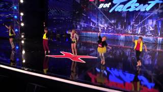 Fresh Faces - America's Got Talent Audition