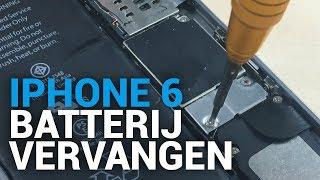 iPhone 6 batterij vervangen - FixjeiPhone.nl