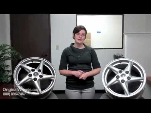 Grand Am Rims & Grand Am Wheels - Video of Pontiac Factory, Original, OEM, stock used rim Co.