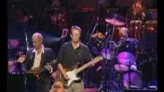 Eric Clapton with Mark Knopfler Same Old Blues