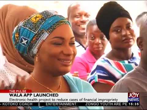 Wala App Launched - The Pulse on JoyNews (4-5-18)