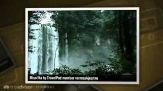 preview picture of video 'Waterfalls, Palenque Ruins and Howler Monkeys Vermaakjeanne's photos around Palenque, Mexico'