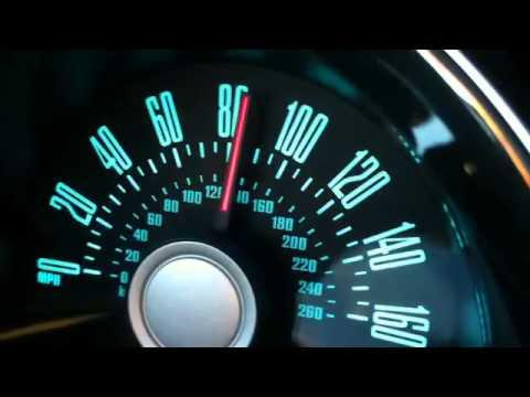 2012 Mustang 3 7 V6 Acceleration – 93 Tune – 2 73 gears - смотреть