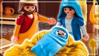 WEIHNACHTSGESCHICHTE I BibelGeschichte Mit Familie Buntrock I PLAYMOBILFILM Auf DEUTSCH