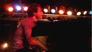 Jon McLaughlin - Things That You Say - Brighton Music Hall 6/23/12