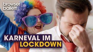 Karneval im Lockdown