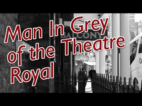 The Haunting Of Theatre Royal, Dury Lane, London