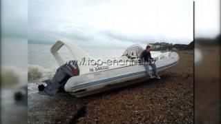 Trafikonin njerëz me gomone nga Franca në Angli - Top Channel Albania - News - Lajme