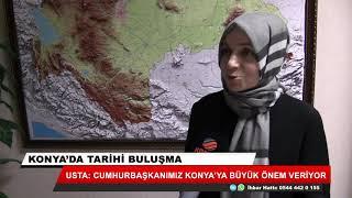 """""""Cumhurbaşkanımız Konya'ya büyük önem veriyor"""""""