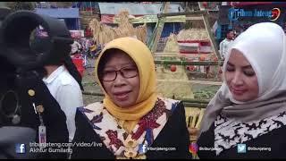 Arak-arakan Ruwat Bumi Guci di Tegal, Umi Azizah Ingin Tradisi Ini Dilestarikan