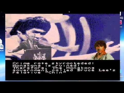 Hong Kong 97 REACTION (Super Nintendo) (WORST.VIDEO.GAME.EVER!!!!)