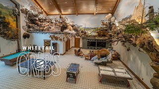 UNBELIEVABLE Trophy Room: Mark Peterson's Lake Michigan Home