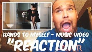 Selena Gomez Hands To Myself (Music Video) REACTION