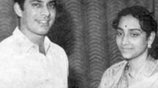 Geeta Dutt: Jaan gayi hoon : Film - Teen Bhai (1955) - YouTube