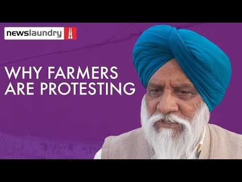 , title : 'Farmer leader Balbir Singh Rajewal on 'unconstitutional' farm laws