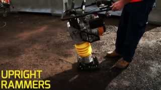 Upright Rammers