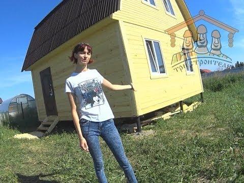 Царева Ю.С. - видеоотзыв о строительстве