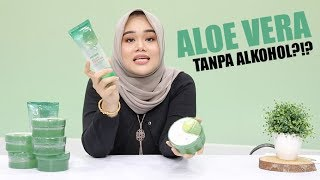 ALOE VERA GEL TANPA ALKOHOL!!! :O Video thumbnail