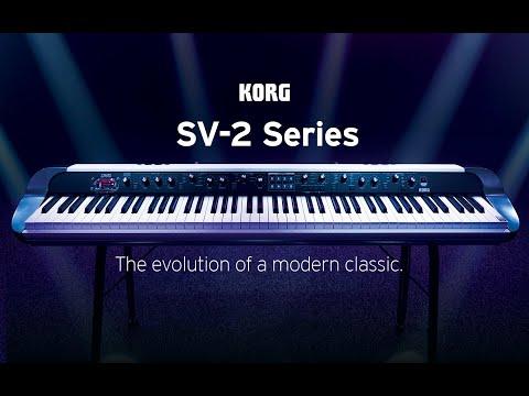 Korg SV-2 73 stagepiano