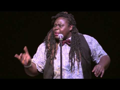 Angry Black Woman by Porsha O. by Poetry Slam Inc